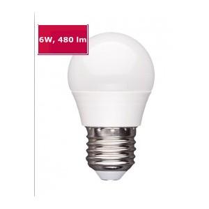 Żarówka LED 6W Biały Ciepły