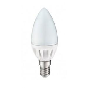 Żarówka LED 4W Świeca Biały Ciepły