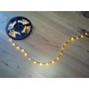 TAŚMA LED 150 SMD 5m Żółty